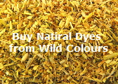 Buy Natural Dyes from Wild Colours